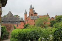 village de Collonges-la-Rouge