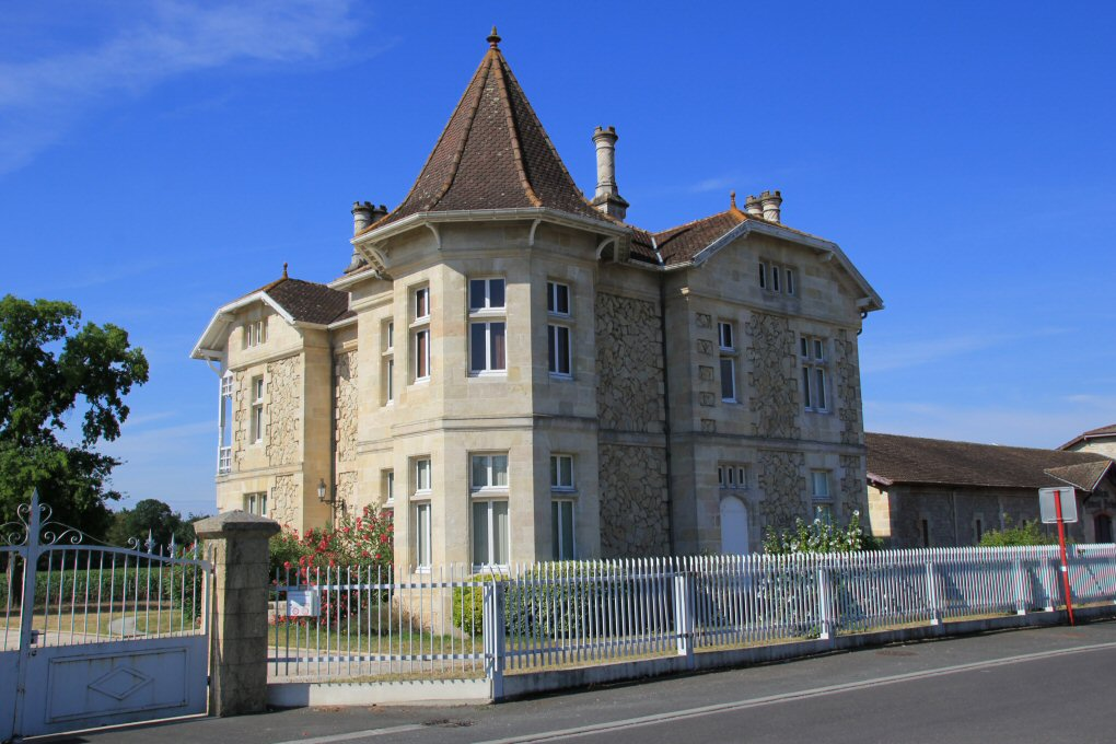 Chateau cl ment pichon parempuyre for Restaurant parempuyre