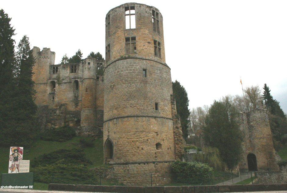 Chateau De Beaufort  Ouvert Au Public Du 25 Mars Au 31 Octobre