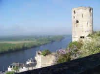 chateau de Chinon