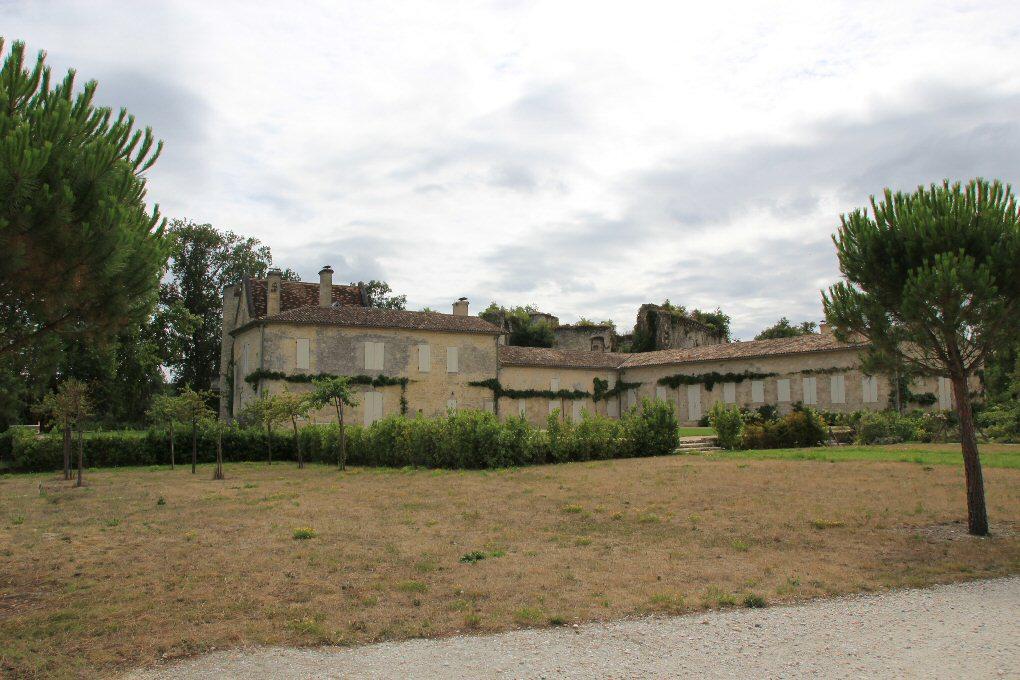 chateau du breuil à cissac médoc propriété privée