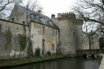 chateau de milly-foret