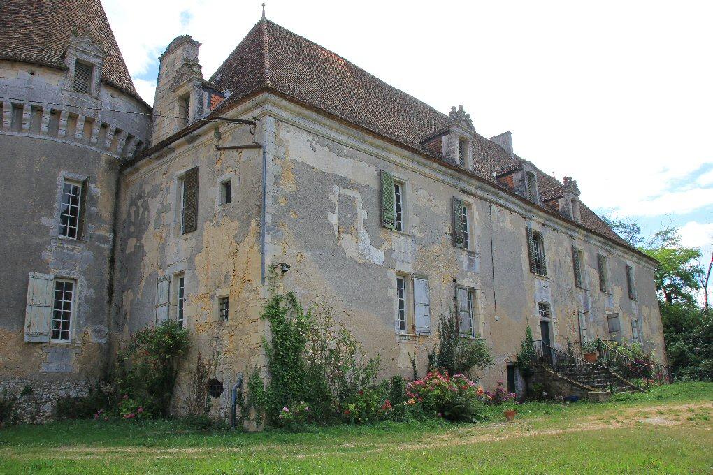 Chateau De Beauvais A Lussas Et Nontronneau Ouvert Au Public